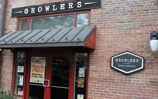 Growlers restaurant