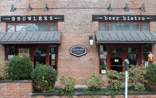 Growlers and Beer Bistro